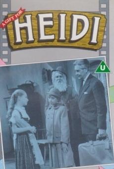 Un regalo para Heidi