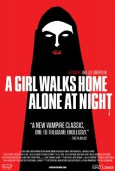 Ver película A Girl Walks Home Alone at Night