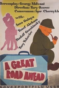 Ver película A Great Road Ahead