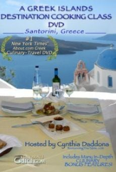 A Greek Islands Destination Cooking Class on-line gratuito
