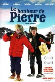 Le bonheur de Pierre