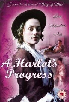 Ver película A Harlot's Progress