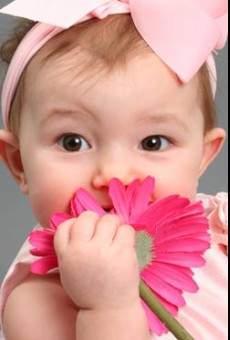 Ver película A Healthy Baby Girl