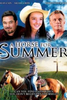 Ver película A Horse for Summer