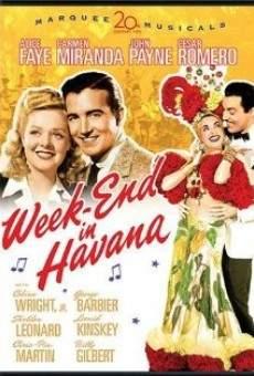 Ver película A la Habana me voy