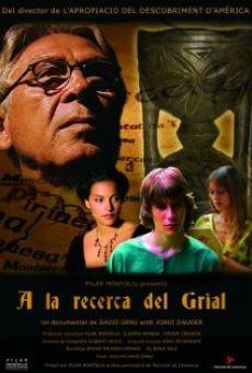 Ver película A la recerca del Grial