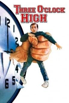 Three O'Clock High on-line gratuito