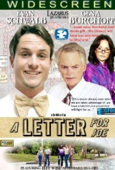 Película: A Letter for Joe