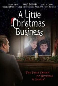 Película: A Little Christmas Business