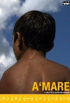 A'Mare on-line gratuito