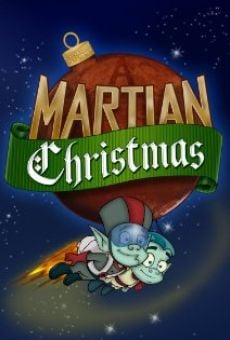 A Martian Christmas online streaming