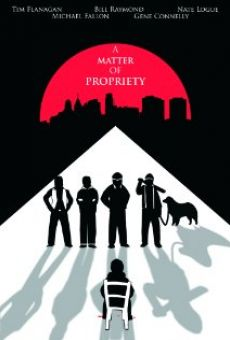 Watch A Matter of Propriety online stream