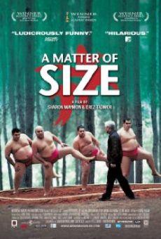 Watch A Matter of Size online stream