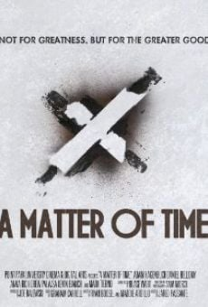 Ver película A Matter of Time