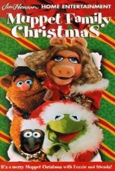 A Muppet Family Christmas online streaming