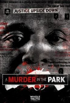 A Murder in the Park online