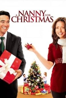Ver película A Nanny for Christmas