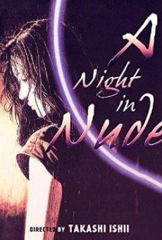 Ver película A Night in Nude