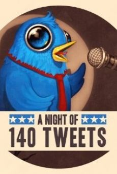 Ver película A Night of 140 Tweets: A Celebrity Tweet-A-Thon for Haiti