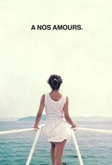 Ver película A nuestros amores