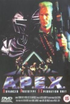 Ver película A.P.E.X.
