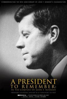 Ver película A President to Remember