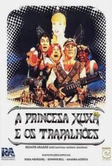 Ver película A Princesa Xuxa e os Trapalhões