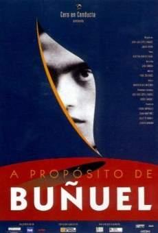 Ver película A propósito de Buñuel