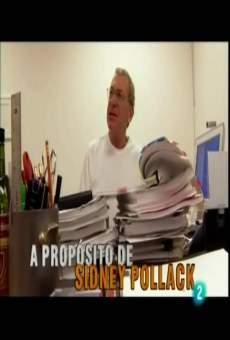 Ver película A propósito de Sydney Pollack
