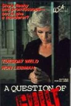 Ver película A Question of Guilt