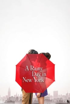 Película: A Rainy Day in New York