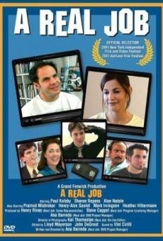 Ver película Un trabajo real