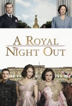 Ver película A Royal Night Out