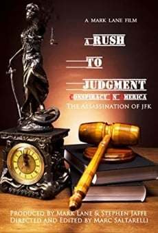 A Rush to Judgment on-line gratuito