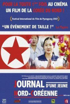 Journal d'une jeune Nord-Coréenne