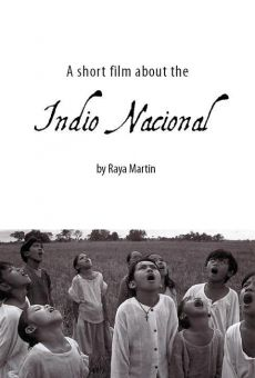 Ver película A Short Film About the Indio Nacional