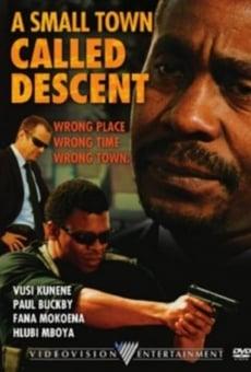 Ver película A Small Town Called Descent
