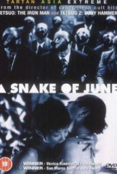 Ver película A Snake of June