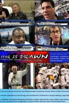 Ver película A Star is Drawn: Rob Simone's Look Inside Comic Con