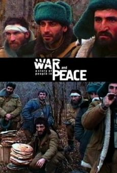 Ver película A Story of People in War and Peace
