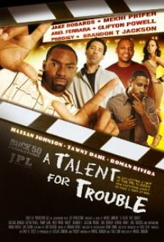 Ver película A Talent for Trouble