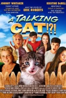 Ver película A Talking Cat!?!