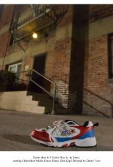 A Tennis Shoe in the Street online