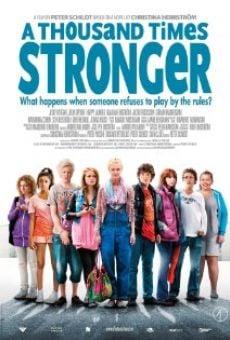 Ver película A Thousand Times Stronger