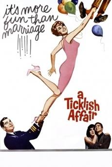 A Ticklish Affair online kostenlos