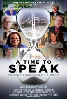 Película: A Time to Speak