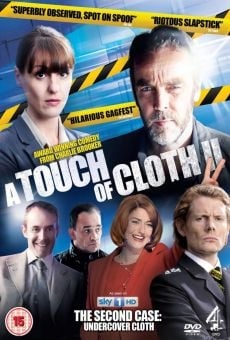 Película: A Touch of Cloth 2: Undercover Cloth