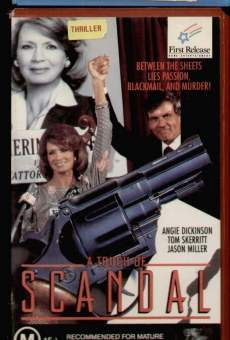 Ver película A Touch of Scandal