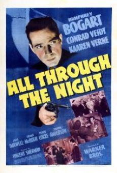 Ver película A través de la noche