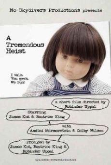 Ver película A Tremendous Heist